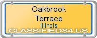 Oakbrook Terrace board